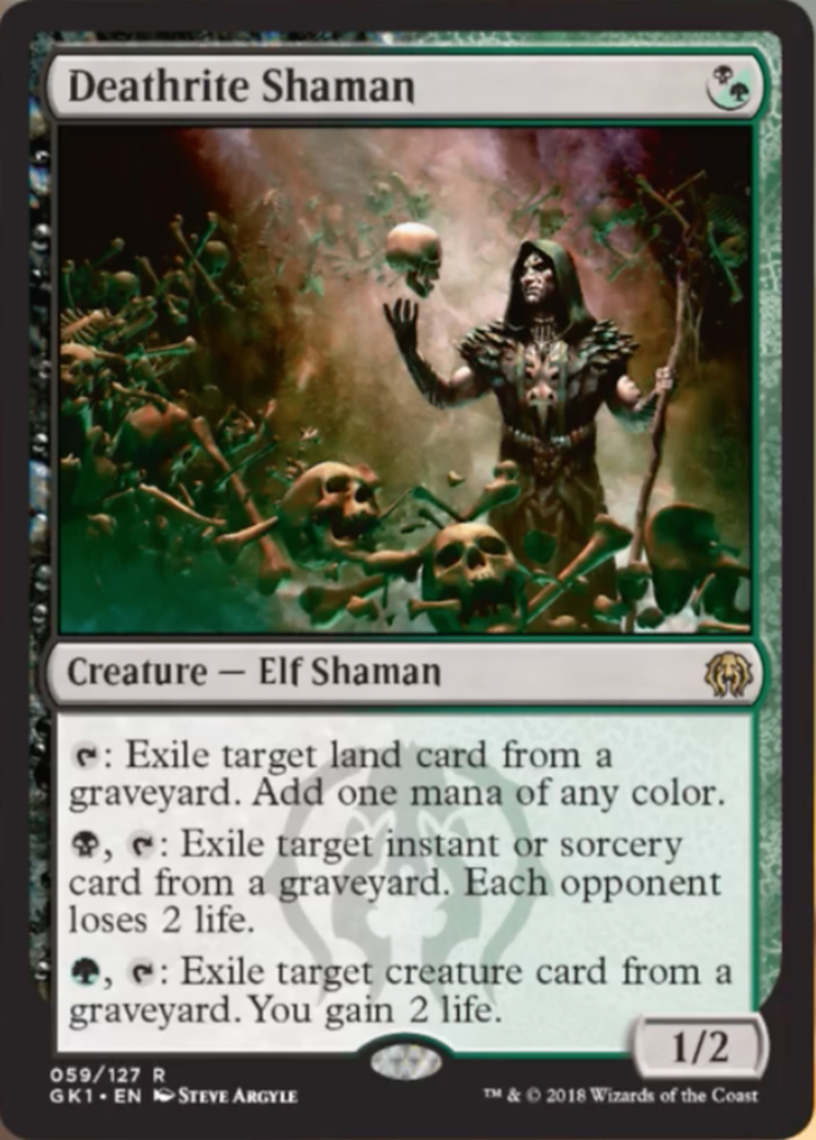I was pretty sure that this hand could beat everything but the top percent of hands from Lands if I drew a way to cast the Deathrite Shaman ...  sc 1 st  MTGCanada.com & Going for the Gold: My Vegas Legacy Top 8 Match: Grixis Delver vs ...