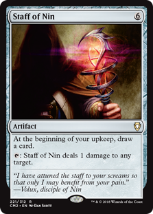 12 Budget Versions For Commander Card Draw