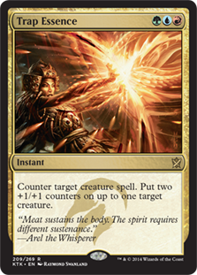 ... the counterspell is extremely situational, and the Falter effect is even more situational. Overall it's one of the worst three Khan's charms for EDH.