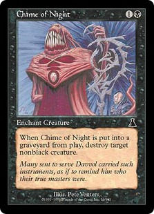 Chime of Night - Urza's Destiny, # 56 - Deckbox