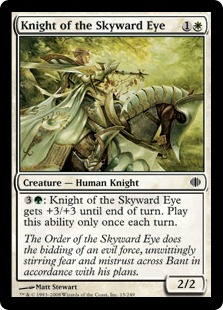 Knight of the Skyward Eye