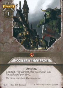 Contested Village