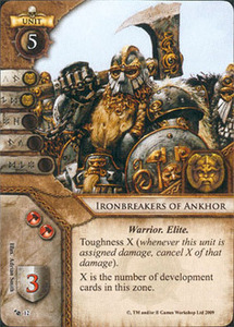 Ironbreakers of Ankhor