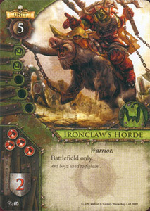 Ironclaw's Horde