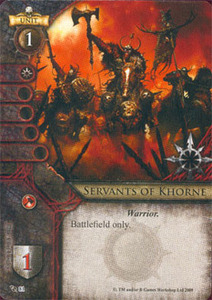 Servants of Khorne