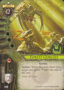 Forest Goblins