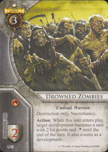 Drowned Zombies