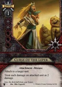 Curse of the Leper