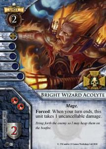 Bright Wizard Acolyte