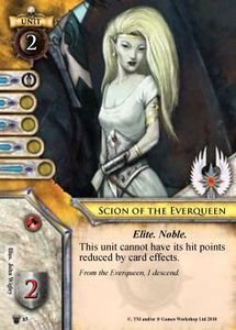 Scion of the Everqueen