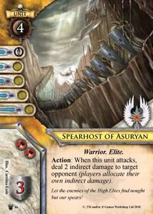 Spearhost of Asuryan