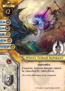 White Tower Aspirant