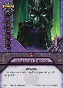 Malekith's Throne