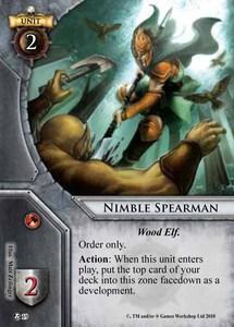 Nimble Spearman
