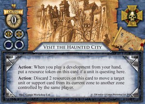 Visit the Haunted City