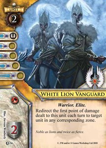 White Lion Vanguard