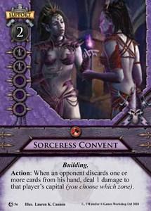 Sorceress Convent