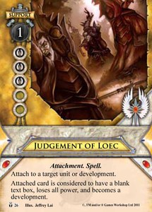 Judgement of Loec