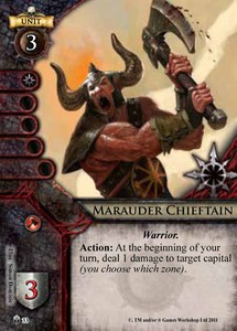 Marauder Chieftain
