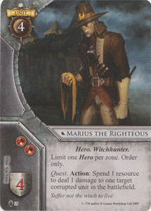 Marius the Righteous