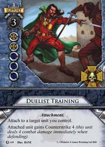 Duelist Training