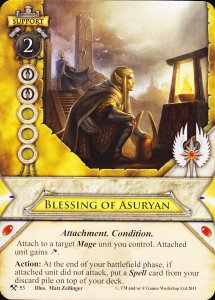 Blessing of Asuryan