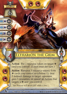 Eltharion the Grim