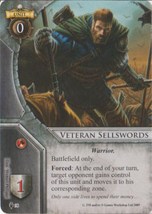 Veteran Sellswords