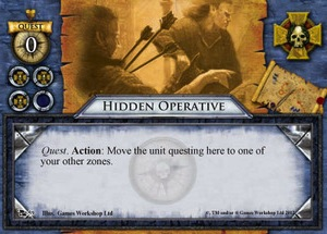 Hidden Operative