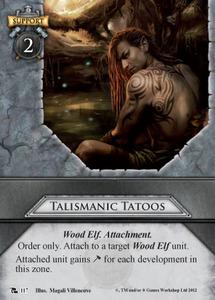Talismanic Tatoos