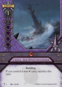 Chill Sea Watchtower