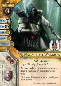 Nagarythe Warrior