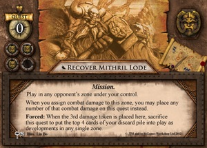 Recover Mithril Lode