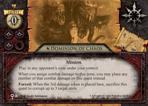 Dominion of Chaos
