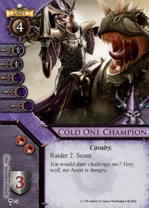 Cold One Champion