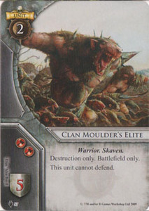 Clan Moulder's Elite