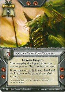 Count Vlad von Carstein + multijoueur 42-28