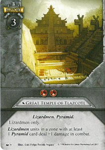 Great Temple of Tlazcotl