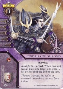 Corsairs of Ghrond