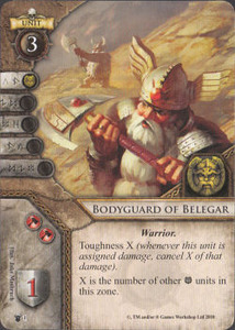 Bodyguard of Belegar