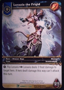 Loraala the Frigid