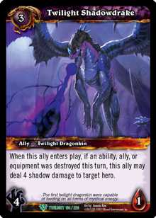 Twilight Shadowdrake