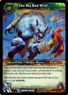 Badwolf ally